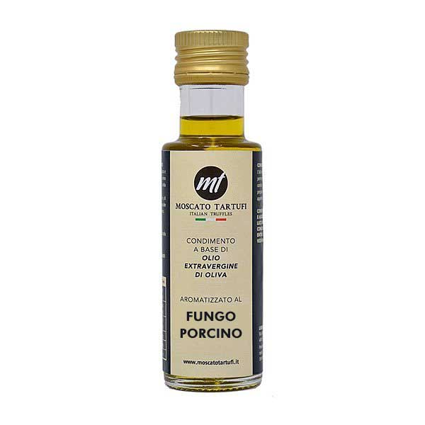Olio extra-vergine d'oliva aromatizzato Fungo Porcino