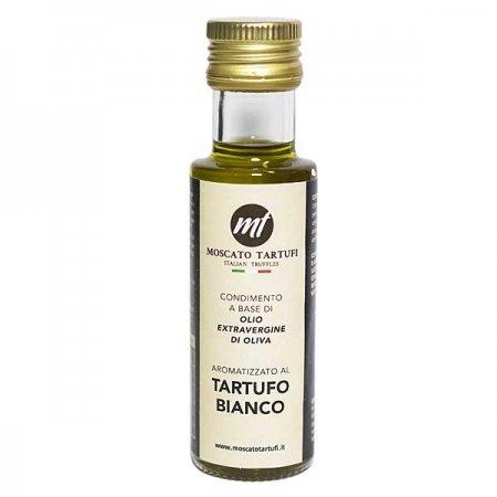 Olio extra-vergine d'oliva aromatizzato Tartufo Bianco