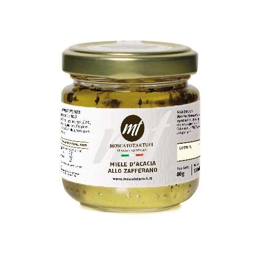 Miele di Acacia allo Zafferano